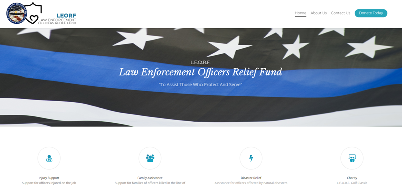 The Law Enforcement Officers Relief Fund, Inc.