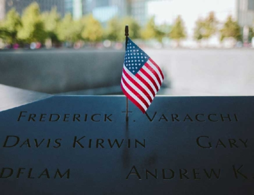 Statement of President Sam A. Cabral re: 9/11 Remembrance